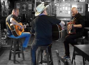 Pancho & Dusty with Tom Russell, kuva Olli Nurmi